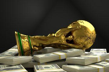 Un'immagine della Coppa del Mondo, come sarà probabilmente nel 2030.  Fonte: Pixabay