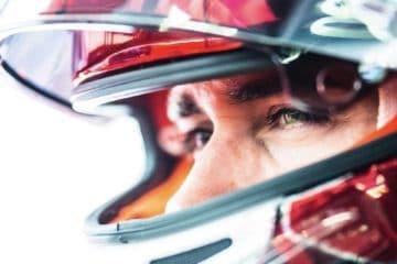 Leclerc in attesa della gara di oggi in Austria.  Fonte: Twitter Leclerc