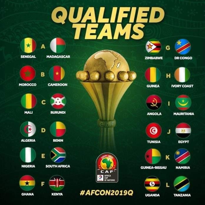 Calendario Coppa Dafrica.Can 2019 Tutto Pronto Per La Coppa D Africa Stadiosport It