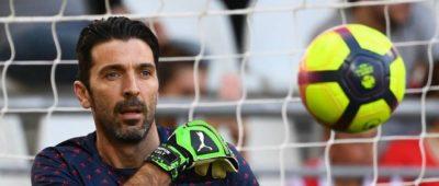 Buffon dopo il Psg potrebbe tornare in Italia al Parma