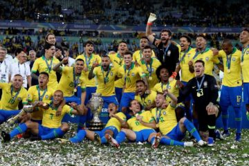 Copa America Brasile Perù
