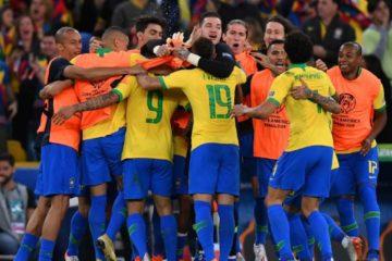 Copa America pagelle