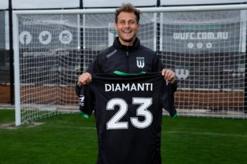 Diamanti lascia l'Italia e si accasa al Western United FC
