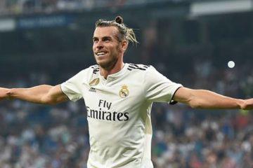 """Immagine di copertina della pagina """"Facebook"""" ufficiale di Gareth Bale"""