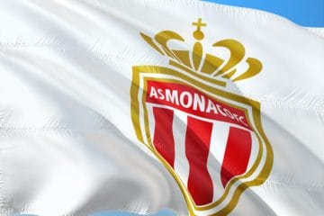 Monaco bandiera
