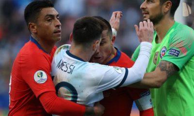 Messi delude ancora con l'Argentina: 0 reti in Coppa America
