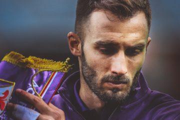 """Foto postata su """"Twitter"""" dallo stesso account della ACF Fiorentina"""