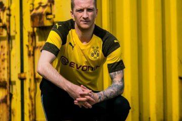 """Foto pubblicata sulla pagina """"Facebook"""" ufficiale di Marco Reus"""