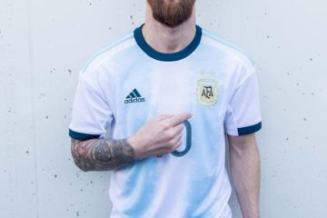 """Foto presente nella pagina """"Facebook"""" ufficiale dedicata allo stesso Messi"""