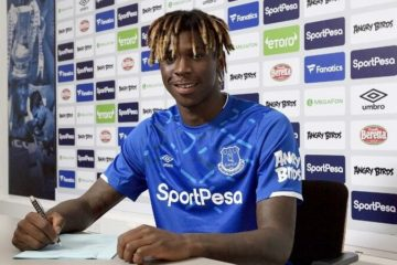 Kean Everton