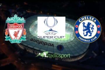 Liverpool-Chelsea, Supercoppa Europea 2019