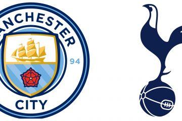 Premier League Manchester City Vs Tottenham