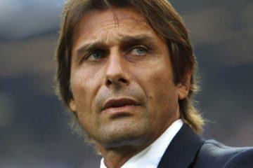Antonio Conte, 51 anni, allenatore dell'Inter