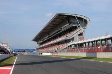 Un'immagine del circuito di Catalonia, presso Barcellona.  Fonte: GenerationSport Twitter