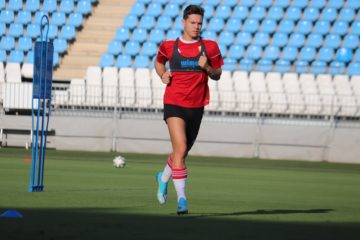 """Foto di Coric al suo primo allenamento con la nuova squadra, postata sull'account """"Twitter"""" dello stesso giocatore"""