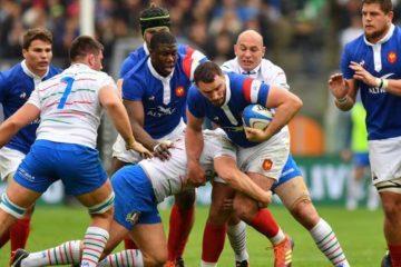 Francia-Italia rugby