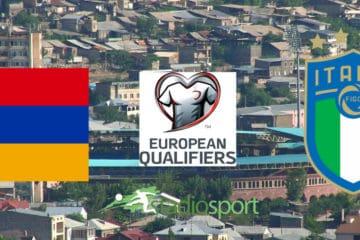 Armenia-Italia, 5° giornata di qualificazione ad Euro 2020