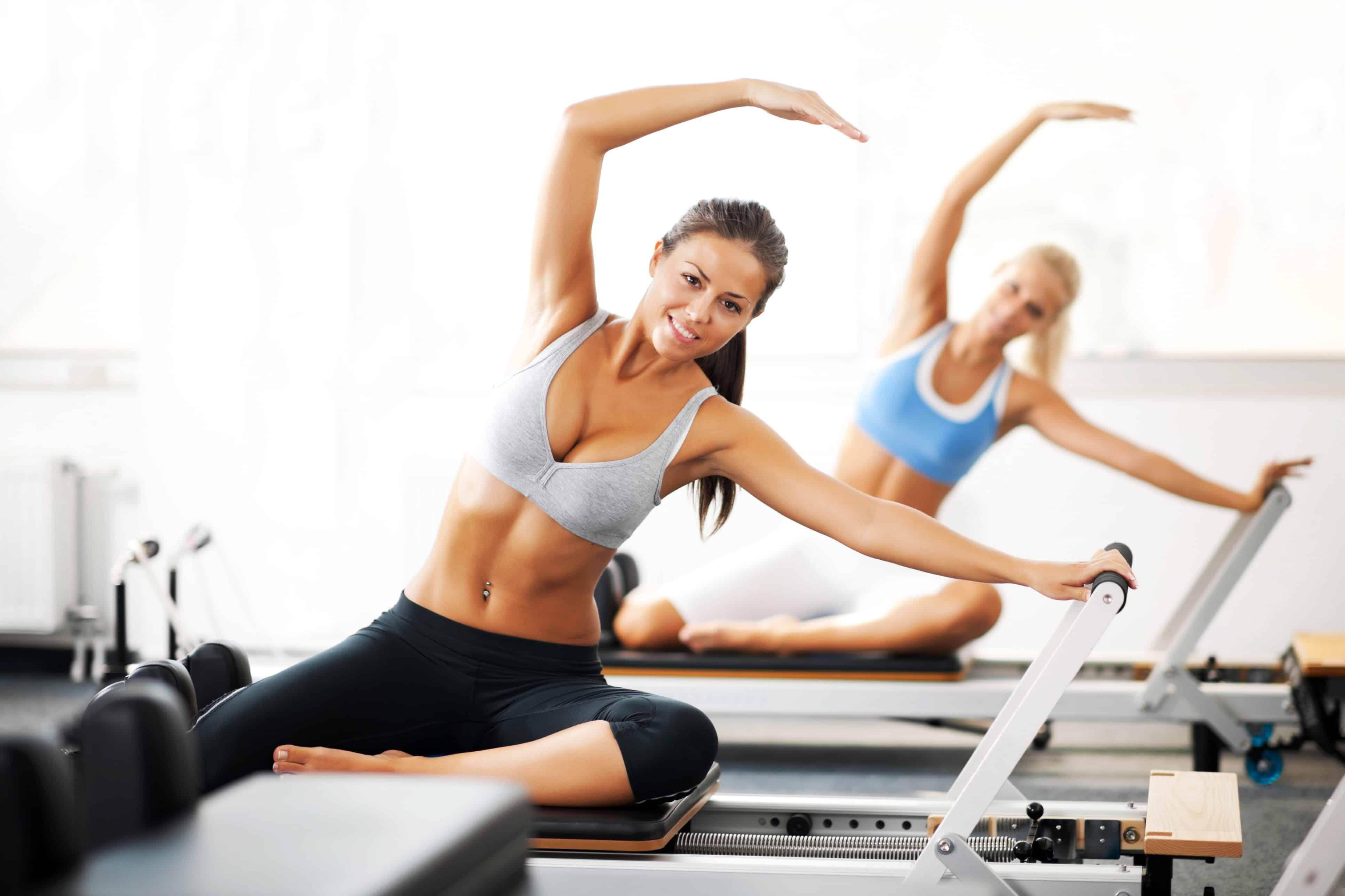 Danza Ballo a Piedi Nudi Pilates Tusscle Antiscivolo Calze Donna Pure Barre Fitness Balletto Calzini Pilates Antiscivolo per Yoga