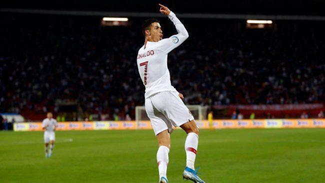 Calendario Campionato Portoghese.Portogallo Nuovo Record Cristiano Ronaldo Miglior Goleador