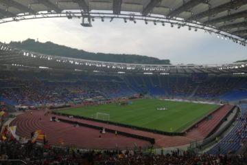 Stadio Olimpico - Roma-Sassuolo - 3° giornata Serie A 2019-2020 - Esclusiva Stadiosport.it - PH. Veronica Martella