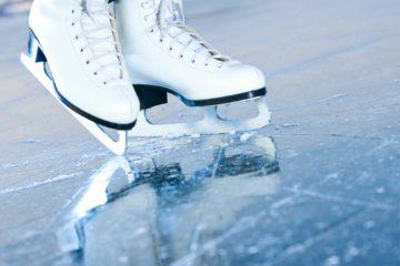 stivali da ghiaccio