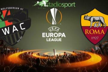 Wolsfberger-Roma, 2° giornata di Europa League
