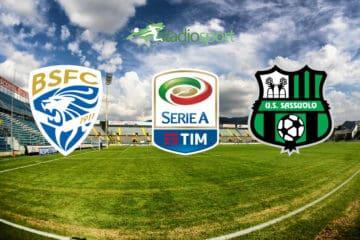 Brescia-Sassuolo, 7° giornata di Serie A