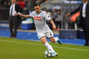 Mario Rui con la maglia del Napoli Fonte: officialsscnapoli.twitter