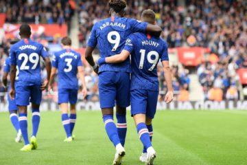 I due talenti del Chelsea: Abraham e Mount