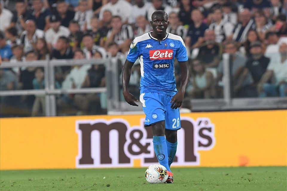 Calciomercato Napoli: Koulibaly conteso tra United e City