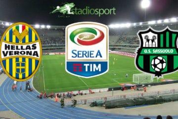 Verona-Sassuolo, 9° giornata di Serie A