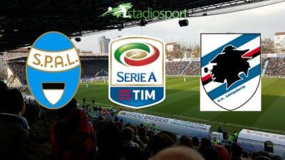 Spal-Sampdoria, probabili formazioni