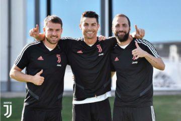 Ramsey Juventus