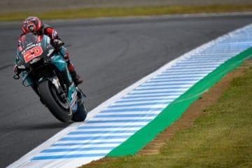 Fabio Quartararo è stato il pilota più veloce nel venerdì di Motegi, unico a sfondare il muro dell'1:45 (foto da: motogp.com)