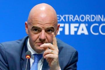 Infantino, FIFA: riforma dei campionati con playoff