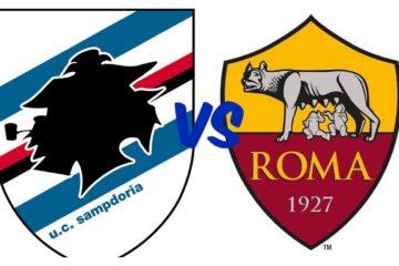 Probabili Formazioni Sampdoria-Roma