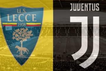 Lecce Juventus probabili formazioni