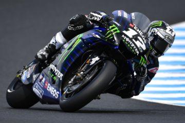 Con quella ottenuta in Australia, Maverick Vinales tocca quota 20 pole position in carriera (foto da: motogp.com)