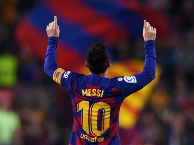 Dove giocherà Messi l'anno prossimo?