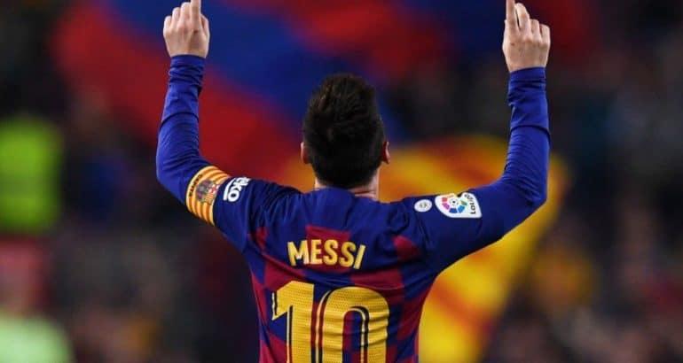 Messi punizioni