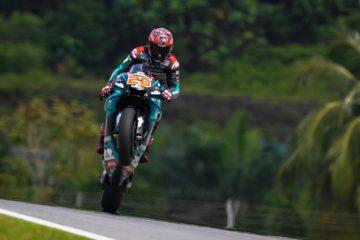 A Sepang Fabio Quartararo ha conquistato la sua 5° pole stagionale, 8° in carriera (foto da: motogp.com)