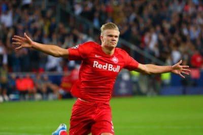 Erling Haaland continua a battere record su record. 8 gol in 5 partite di Champions a 19 anni. Nessuno come lui