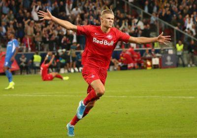 La Juventus offre 100 milioni al Salisburgo per Haaland