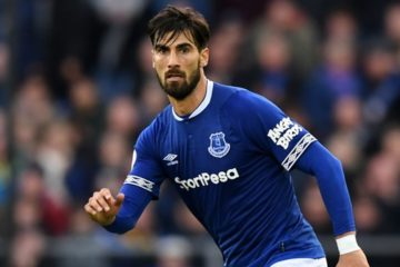 Andrè Gomes Everton infortunio