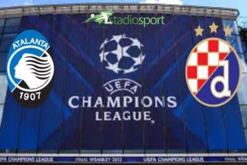 Atalanta-Dinamo Zagabria, 5° giornata di Champions League