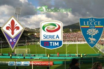 Fiorentina-Lecce, 14° giornata di Serie A