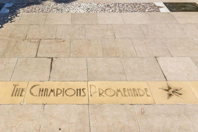 Champions Promenade