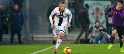 Iacoponi stabilisce un nuovo record: è l'unico giocatore di movimento ad aver disputato 50 partite consecutive in Serie A