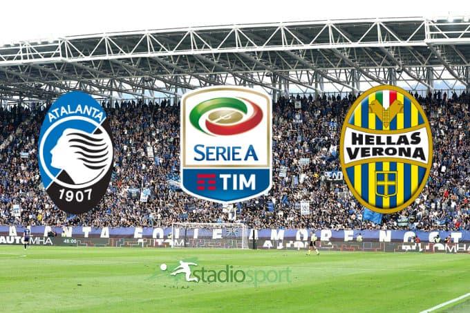 Atalanta-Verona, 15° giornata di Serie A