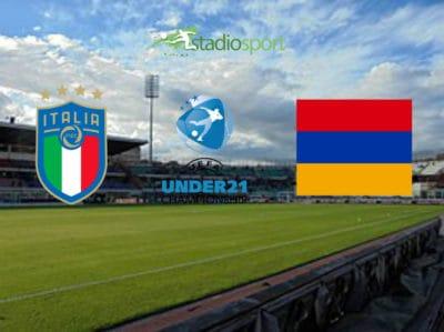 Probabili formazioni Italia-Armenia Under 21